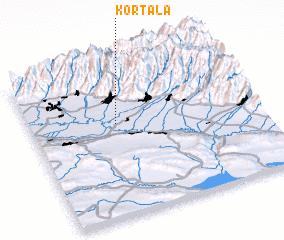3d view of Kortala