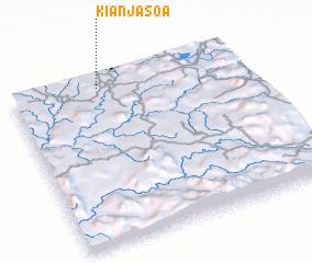 3d view of Kianjasoa