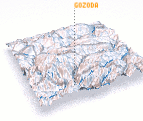 3d view of Gozoda