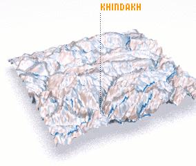 3d view of Khindakh
