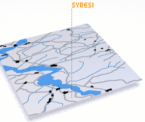 3d view of Syresi