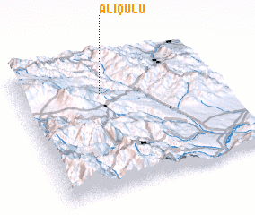 3d view of Əliqulu