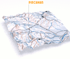 3d view of Pircahan