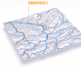 3d view of Nāder Golī