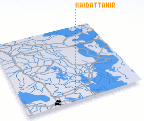 3d view of Kā'id aţ Ţāhir