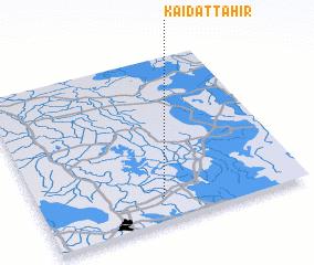 3d view of Kā'id aţ Ţāhir