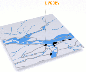 3d view of Vygory
