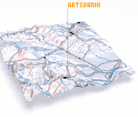 3d view of Artsvanik