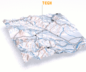 3d view of Tegh