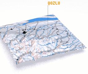 3d view of Qozlu