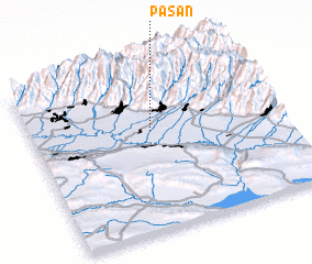 3d view of Paşan