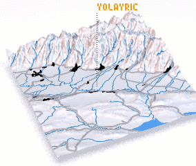 3d view of Yolayrıc