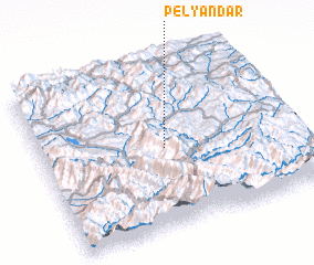 3d view of Pelyāndar