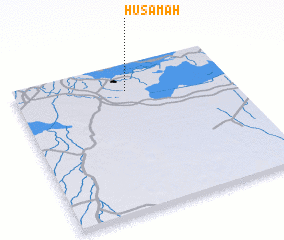 3d view of Ḩusāmah