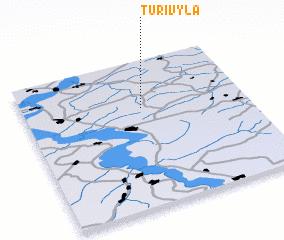 3d view of Turi-Vyla
