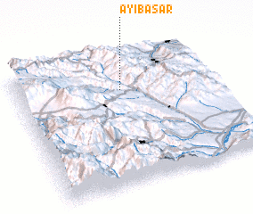 3d view of Ayıbasar