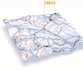 3d view of Zabux