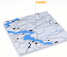 3d view of Tuvany