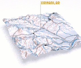 3d view of Xırmanlar