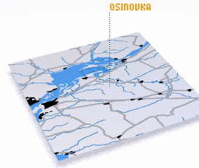 3d view of Osinovka