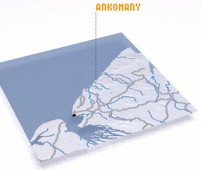 3d view of Ankomany