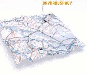 3d view of Bayramushagy