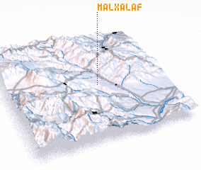 3d view of Malxǝlǝf