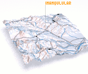 3d view of İmamqulular