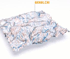 3d view of Akhalchi
