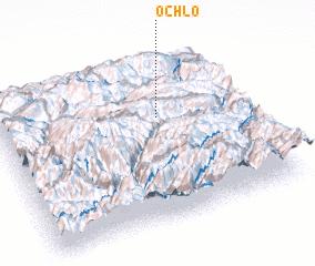 3d view of Ochlo