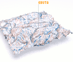 3d view of Ebuta