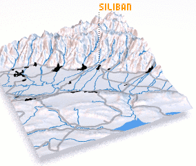 3d view of Siliban