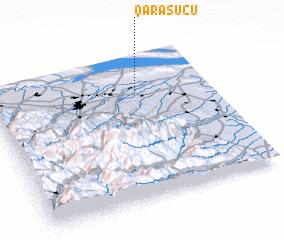 3d view of Qarasuçu