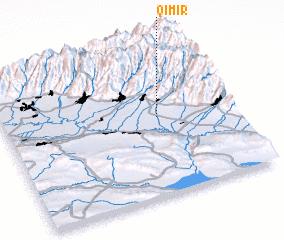 3d view of Qımır