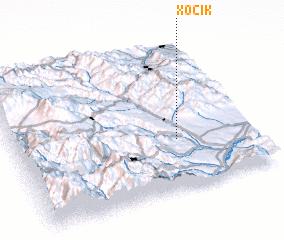 3d view of Xocik