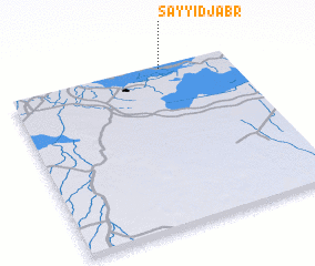 3d view of Sayyid Jabr