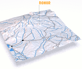 3d view of Nohor