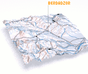 3d view of Berdadzor