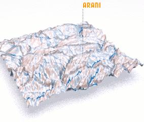 3d view of Arani