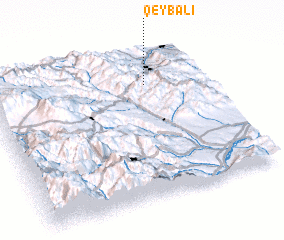 3d view of Qeybalı