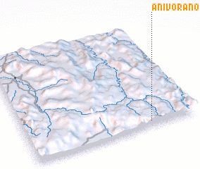 3d view of Anivorano