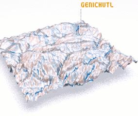 3d view of Genichutl\