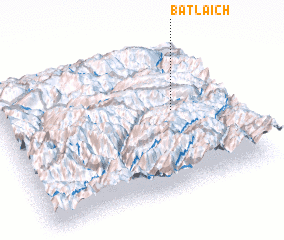 3d view of Batlaich