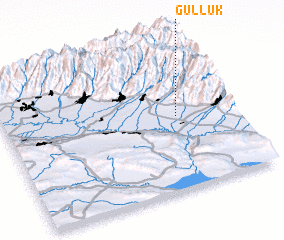 3d view of Güllük