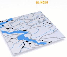 3d view of Alikovo