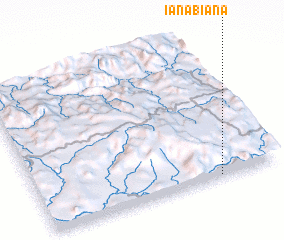 3d view of Ianabiana