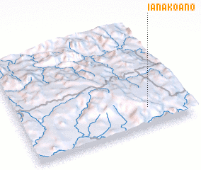 3d view of Ianakoano