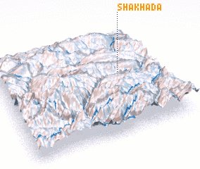 3d view of (( Shakhada ))