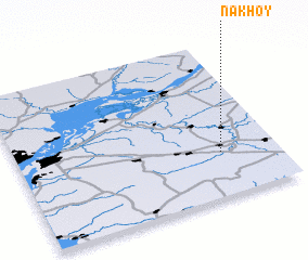 3d view of Nakhoy