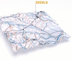 3d view of Şuşulu